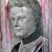 People- Lizzie Borden Art Print
