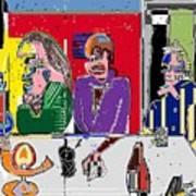 People Places Parties Politics 2008 Art Print