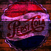 Pepsi Cola 1a Art Print