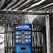 Pepsi Generation Palm Springs Art Print