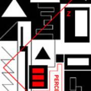 Perception I - Text Art Print