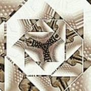 Perforated  Art Print