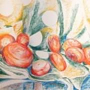 Perles Art Print