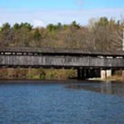 Perrine's Bridge In Spring #2 Art Print