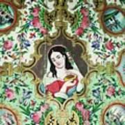 Persian Lady Art Print