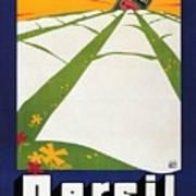 Persil - Statt Sonne - Vintage Advertising Poster For Detergent Art Print
