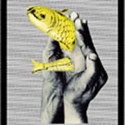 Personal Goldfish Art Print