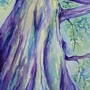 Perspective Tree Art Print