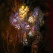 Perturbations Art Print