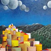 Perugia Art Print