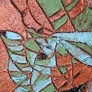 Perusal Tile Art Print