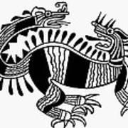 Peruvian Chimera Art Print