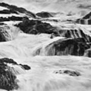 Pescadero Sb 8540 Art Print