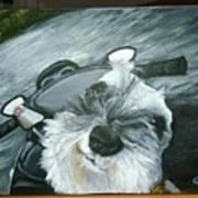Pet Portrait Art Print