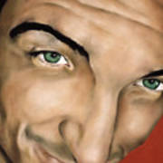Pete In Perspective Art Print