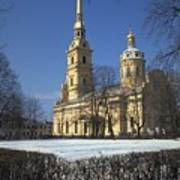 Peter And Paul Cathedral Art Print