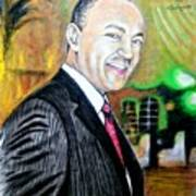 Peter Kenneth  Art Print
