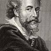 Peter Paul Rubens, 1577-1640. Flemish Art Print