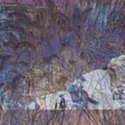 Petroglyphs 4 Art Print