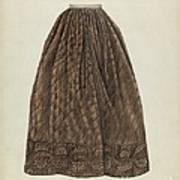Petticoat Art Print