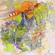 Peyrehorade 04 Art Print