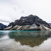 Peyto Lake Alberta Art Print