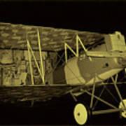 Pfalz D.xii Fighter Art Print