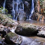 Pha Sua Waterfall Art Print