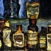 Pharmaceutical Excess Art Print