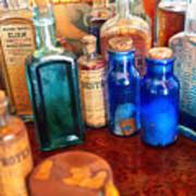 Pharmacist - Medicine Cabinet  Art Print