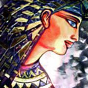 Pharoah Of Egypt Art Print
