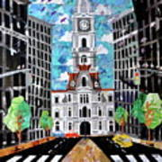 Philadelphia Art Print by Blair Barbour