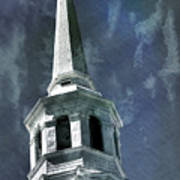 Philadelphia Christ Church Art Print