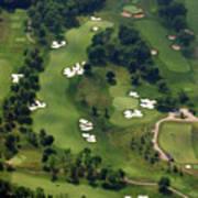 Philadelphia Cricket Club Militia Hill Golf Course 6th Hole Art Print