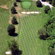 Philadelphia Cricket Club St Martins Golf Course 3rd Hole 415 West Willow Grove Ave Phila Pa 19118 Art Print