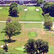 Philadelphia Cricket Club St Martins Golf Course 9th Hole 415 W Willow Grove Ave Phila Pa 19118 Art Print