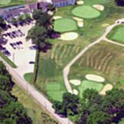 Philadelphia Cricket Club Wissahickon Golf Course 10th Hole Art Print by Duncan Pearson