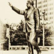 Philadelphia Mayor - Frank Rizzo Art Print