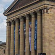 Philadelphia Museum Of Art  Art Print