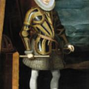 Philip IIi Art Print
