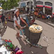 Philippines 1265 Mais Art Print