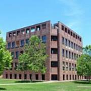 Phillips Exeter Academy Louis Kahn Library Art Print