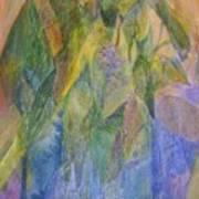 Philodendron Phun Art Print