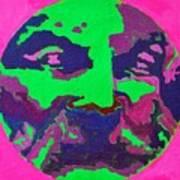 Philosopher - Anaximenes Art Print