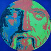 Philosopher - Pythagoras Art Print