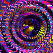Philosophical Rainbow Art Print