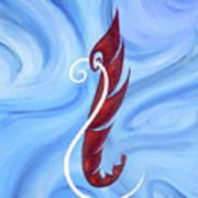 Phoenix - Empathy Art Print