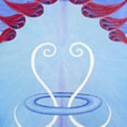 Phoenix - Happiness Art Print