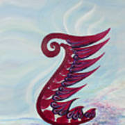 Phoenix - Hope Art Print