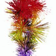 Phoenix Is Rising Series 1800.022414 Art Print